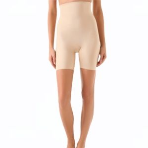 SPANX Simplicity High Waist Shaper Shorts Large